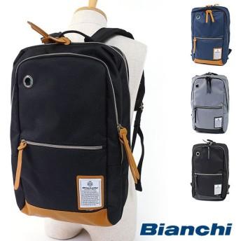 Bianchi ビアンキ スクエアバックパック 13L NBTC-47