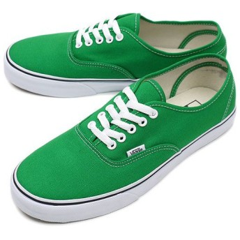 VANS バンズ VANS スニーカー CLASSICS AUTHENTIC クラシック オーセンティック (PRIMARY) JELLY BEAN/TRUE WHITE (VN-0KUM4NW SS11)/完売