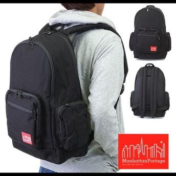 Manhattan Portage マンハッタンポーテージ バッグ バックパック リュック BDWY Backpack BLACK MP1273