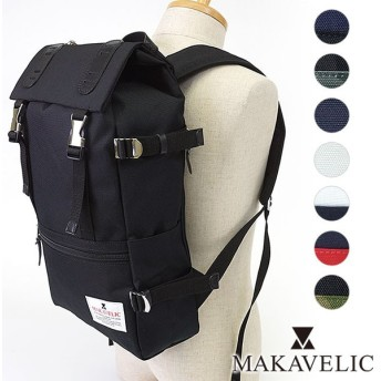 MAKAVELIC マキャベリック バッグ リュック TRUCKS DAYPACK ダブルベルト バックパック M (3104-10103 SS16)