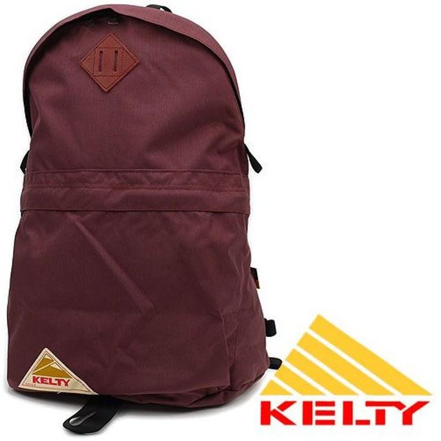 KELTY ケルティ KELTY リュック DAYPACK ケルティ バッグ  デイパック WINE(KT-DPK)/完売