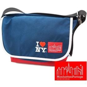 マンハッタンポーテージ Manhattan Portage  I LOVE NY アイ・ラブ・ニューヨーク NVY MP1606VJRINY