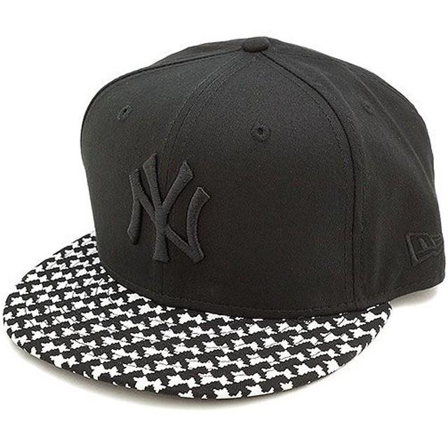 NEW ERA ニューエラ キャップ 9FIFTY MLB ニューヨーク・ヤンキース シュマグ BLK/AO/BLK  N0021328 FW14/NEWERA