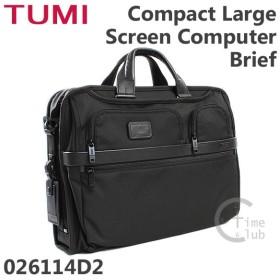 TUMI トゥミ バッグ 026114D2 コンパクト ラージ スクリーン コンピューター ブリーフ パソコンケース