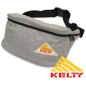 KELTY ケルティ KELTY FANNY バッグ ヒップバック ファニー GRAY(KT-FNN)