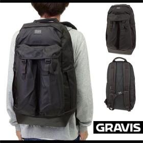 GRAVIS グラビス バッグ METRO 2 メトロ2  バックパック リュック デイパック BLACK  12811102-001 SS15