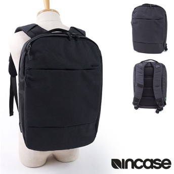 送料無料 Incase インケース バックパック City Collection Compact シティー コレクション コンパクト リュックサック Backpack Black CL55452 SS17
