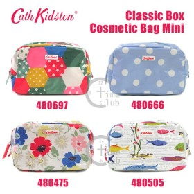 Cath Kidston キャスキッドソン Classic Box Cosmetic Bag Mini 化粧ポーチ レディース