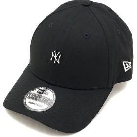 NEW ERA ニューエラ 9FORTY ニューヨーク ヤンキース メタル ミニロゴ クロスストラップ キャップ