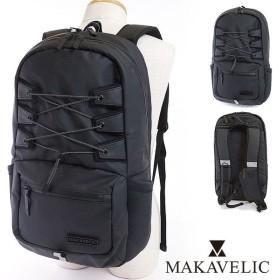 MAKAVELIC マキャベリック リュック ルードゥス スパイダー バックパック ブラック  3107-10114 SS17