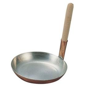 銅製親子鍋 立柄 丸新銅器