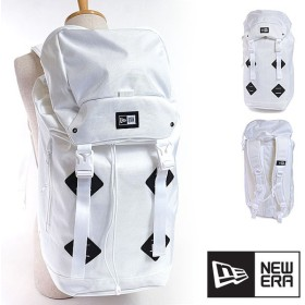 NEWERA ニューエラ キャップ バッグ New Era Bag RUCKSACK Backpack ラックサック 鞄 バックパック リュックサック ホワイト 11404176