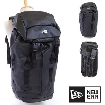 NEWERA ニューエラ キャップ バッグ ターポリン ラックサック 鞄 バックパック リュックサック ブラック/リフレクトシルバー 11404168 SS17