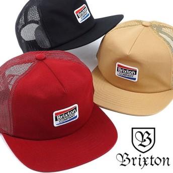 BRIXTON ブリクストン メンズ レディース トラッカー WORDEN MESH CAP ウォーデンメッシュキャップ バックスナップ SS18