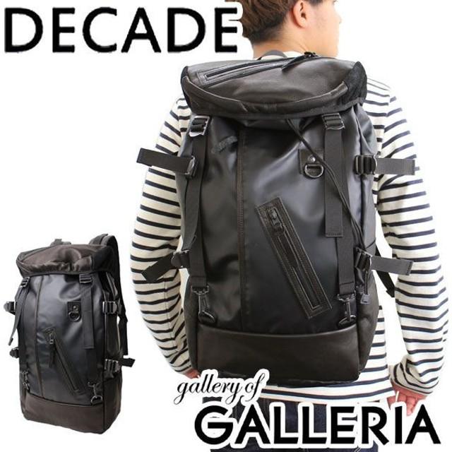 DECADE ディケイド リュックサック メンズ リュック バックパック DCD-00400
