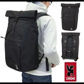 クローム CHROME バッグ ヤルタ コーデュラ ロールトップ バックパック Black/Black  BG185BKBK SS15