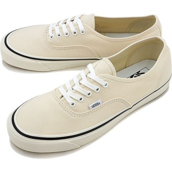 VANS バンズ ANAHEIM FACTORY PACK アナハイム ファクトリー パック AUTHENTIC 44 DX オーセンティック CLASSIC WHITE VN0A38ENMR4 SS17