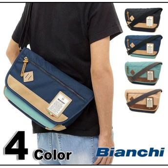 Bianchi ビアンキ バッグ BYUB-03 メンズ レディース メッセンジャーバッグ ショルダーバッグ