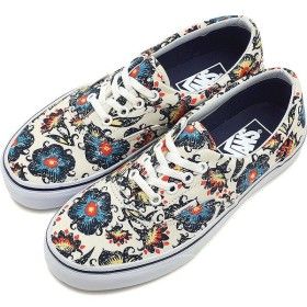 VANS バンズ スニーカー メンズ レディース CLASSICS ERA エラ  VINTAGE FLORALCLASSIC WHITE/DRESS BLUES  VN-0ZULFT5 SS15