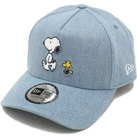 NEWERA ニューエラ キャップ New Era 9FORTY A-Frame PEANUTS WALK スヌーピー ピーナッツ ウォーク スナップバック ベースボールキャップ 帽子 11497875 FW17