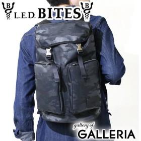 エルイーディーバイツ L.E.D.BITES リュックサック GIGY ジギ— バックパック メンズ 迷彩 B-5706