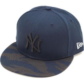 NEW ERA ニューエラ キャップ メンズ レディース 9FIFTY ニューヨーク・ヤンキース 9FIFTY TS-CAMO MNVY/TSCBLK/BLK 11099972 SS15