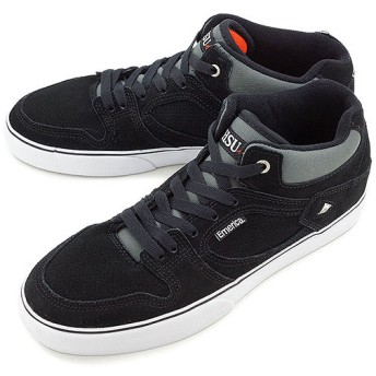 Emerica エメリカ スケートシューズ THE HSU BLACK/ORANGE/WHITE