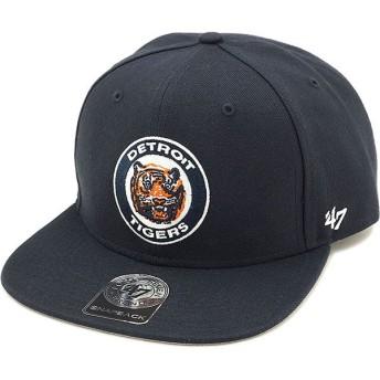 フォーティーセブン '47 キャップ Tigers Sure Shot '47 CAPTAIN タイガース NAVY MLB00124 SS18