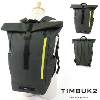 ティンバック2 タックパック TIMBUK2 ロールトップ リュック バックパック Tuck PackArmy/Acid  1010-3-4484
