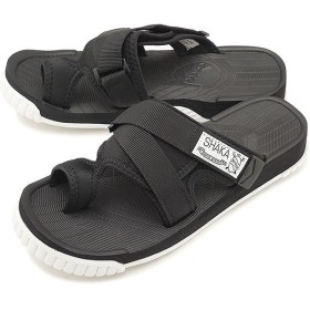 SHAKA シャカ サンダル 靴 メンズ・レディース トリッパー BLACK ブラック  433039 SS18
