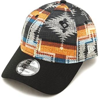 NEWERA ニューエラ キャップ New Era ネイティブ パターン 9TWENTY クロスストラップ ベースボールキャップ 帽子 11557487 SS18