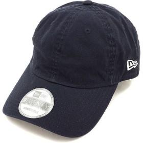 ニューエラ ウォッシュドコットン キャップ NEWERA 帽子 9TWENTY ネイビー  11328066 FW16