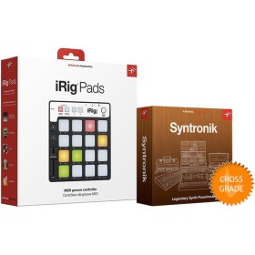 IK Multimedia / iRig Pads + Syntronik CRG(クロスグレード)セット(お取り寄せ商品)