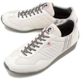 PATRICK パトリック スニーカー 靴 STADIUM-EN スタジアム・エナメル WHT(524160 SS12 SPOT)