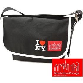 マンハッタンポーテージ Manhattan Portage  I LOVE NY アイ・ラブ・ニューヨーク BLK MP1606VJRINY