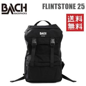 BACH バッハ FLINTSTONE 25 129611 ブラック バッグ リュック デイパック バックパック メンズ レディース