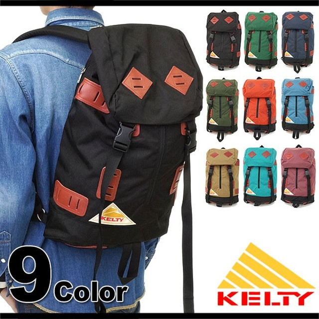 ケルティ KELTY バッグ ヴィンテージ モッキンバード 2.0  リュック バックパック   2592071 SS15