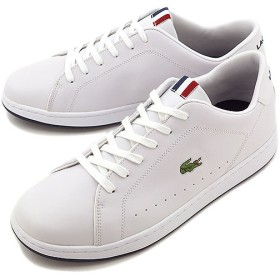 LACOSTE ラコステ スニーカー CARNABY FRS WHT/WHT MAA087-QW9 SS14
