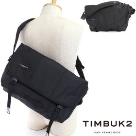 TIMBUK2 ティンバック2 メッセンジャーバッグ Classic Messenger クラシック メッセンジャー ショルダーバッグ Jet Black  1108-2-6114 SS17