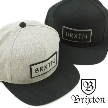 ブリクストン BRIXTON 帽子 RIFT SNAPBACK FW16