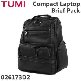 TUMI トゥミ バッグ 026173D2 コンパクト ラップトップ ブリーフ パック ブラック