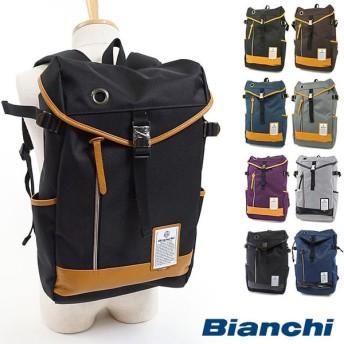 Bianchi ビアンキ フラップリュックサック