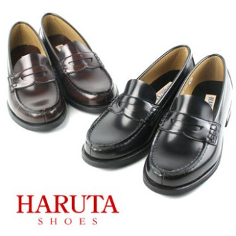 HARUTA ハルタ ローファー レディース 4505