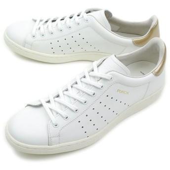 パトリック PATRICK スニーカー 靴 パンチ 07 W/GLD 19125 SPOT