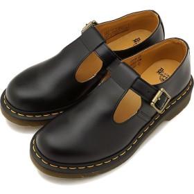 Dr.Martens ドクターマーチン ブーツ POLLEY T-BAR SHOES ポリー ティーバーシューズ BLACK ブラック レディース  14852001 SS18