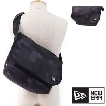 NEWERA ニューエラ キャップ New Era 9L Shoulder Bag ショルダーバッグ鞄 WCブラック/ホワイト 11474294 FW17