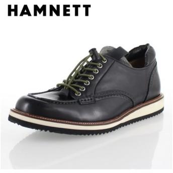 キャサリンハムネット HAMNETT 37004 ブラック 靴 メンズ カジュアルシューズ