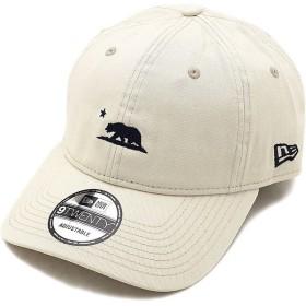 ニューエラ NEWERA ミニロゴ キャップ 9TWENTY Mini Logo CAP メンズ レディース アジャスタブル 帽子 NEW ERA アイボリー  11785650 FW18