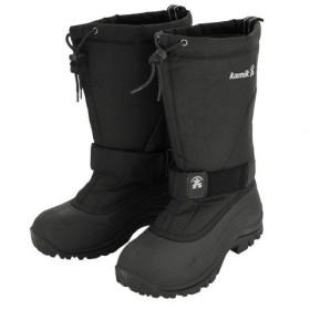 カミック kamik GREENBAY4 Ms ブラック グリーンベイ4 防寒 ブーツ スノーブーツ 長靴