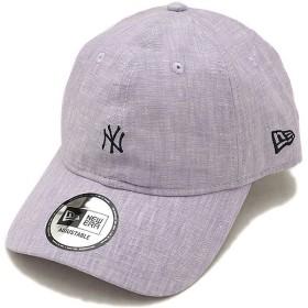 NEWERA ニューエラ キャップ New Era リネン シャンブレー 9THIRTY NYヤンキース ベースボールキャップ 帽子  11557441 SS18